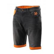 KTM Shorts Cargo Svart