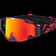 FXR Crossglasögon Pilot Svart/Röd